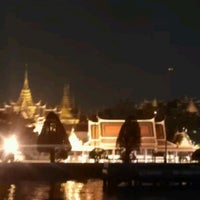 Photo taken at Chao Phraya River by Zornitsa N. on 2/24/2013