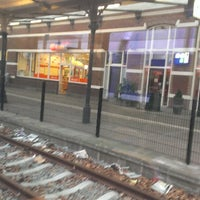 Photo taken at Station Tiel by Arjen K. on 3/22/2013