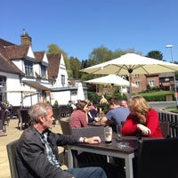 Photo taken at The White Horse by Jack W. on 4/13/2014
