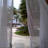 Photo taken at Rio Búzios Boutique & Spa Hotel by Estela on 11/2/2012