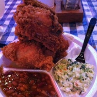 Photo taken at Champy's Famous Fried Chicken by Shawn A. on 11/21/2012