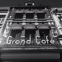 Photo taken at Le Grand Café by Line P. on 9/20/2015