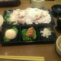 Photo taken at 新宿さぼてん 大崎シンクパーク店 by エジソン電 on 9/1/2015