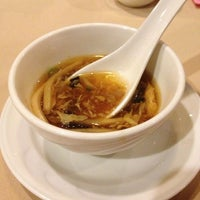Photo taken at Wu's Fine Chinese Cuisine by Nick H. on 12/21/2012