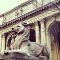 Photo taken at New York Public Library by Adrian M. on 4/7/2013
