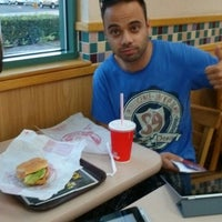 Photo taken at Wendy's by Roger B. on 10/16/2013