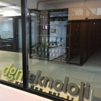 Photo taken at DGN Teknoloji by Dağhan U. on 4/13/2016