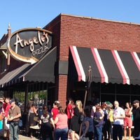 Photo taken at Angelo's Pizza by Rick U. on 5/16/2013