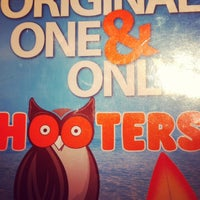 Photo taken at Hooters by Victor M. on 6/24/2014