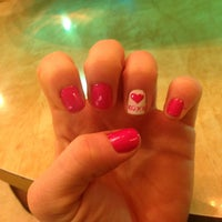 Photo taken at Ambiance Nail Salon & Spa by Stephanie B. on 2/10/2013