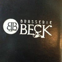 Photo taken at Brasserie Beck by Marianne on 12/13/2012