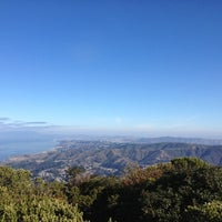Photo taken at San Pedro Valley County Park by Doug P. on 10/13/2012
