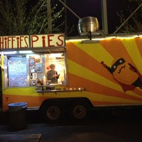 Photo taken at Whiffies Fried Pies by Shaley F. on 4/14/2013
