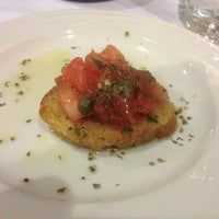 Photo taken at Palermo Ristorante Italiano by Anthony R. on 5/18/2013