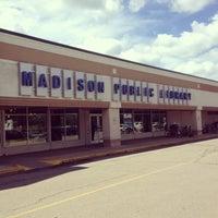 Photo taken at Madison Public Library - Lakeview Branch by Jennifer J. on 7/23/2013