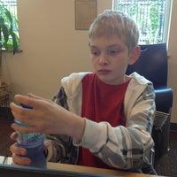 Photo taken at Madison Public Library - Lakeview Branch by Jennifer J. on 10/23/2012