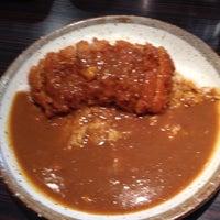 Photo taken at CoCo壱番屋 左京区百万遍店 by Masashi O. on 4/29/2014