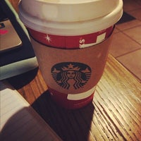 Photo taken at Starbucks by Melody M. on 11/29/2012