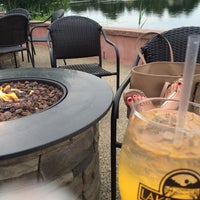 Photo taken at Lake House Restaurant by Kaitlyn G. on 6/4/2014