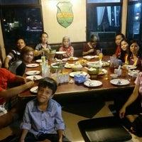 Photo taken at Alam Indah Restaurant & Ballroom by Yudi Semarang K. on 2/8/2016