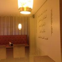 Photo taken at Restaurante Sírio Libanês by Kiko Lazlo C. on 2/12/2015