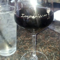 Photo taken at Imperium Food & Wine by Bernadette P. on 12/3/2012