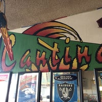 Photo taken at The Cantina by Ben G. on 9/28/2015