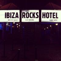 Photo taken at Ibiza Rocks Hotel by Tendenciastv on 8/21/2013