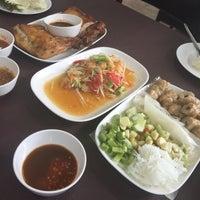 Photo taken at หนองคาย ป้าสุ by Little L. on 5/14/2016