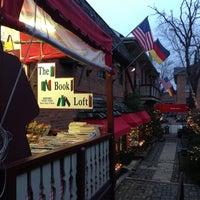 Photo taken at The Book Loft of German Village by Marga C. on 3/16/2013