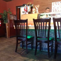 Photo taken at Wokano Japanese Steakhouse by Laura T. on 7/22/2014