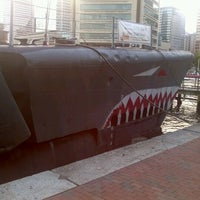 Photo taken at USS Torsk (SS-423) by Willie A. on 7/14/2012