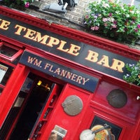 Photo taken at The Temple Bar by yves d. on 5/22/2012