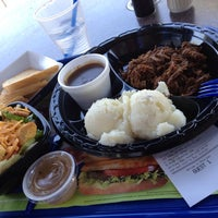 Photo taken at Culver's by Franklin D. on 4/16/2012