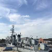Photo taken at USS Cassin Young by AMIR G. on 8/9/2016