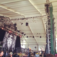 Photo taken at That Tent at Bonnaroo Music & Arts Festival by Brandon J. on 6/15/2013