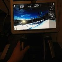 Photo taken at LA Fitness by Natalie B. on 2/24/2013