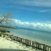 Photo taken at Tanjung Lesung by trisca on 12/27/2013