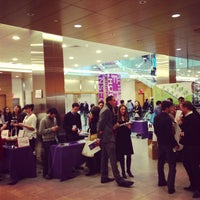 Photo taken at NYU Stern School of Business by Amy W. on 3/1/2013