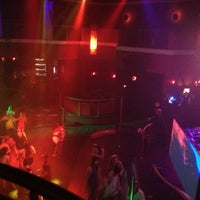 Photo taken at Lava Nightclub at Turning Stone Resort Casino by Mike F. on 11/15/2013