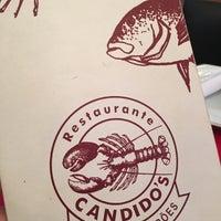 Photo taken at Restaurante Candido's by Rodrigo T. on 8/9/2016