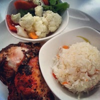 Photo taken at Kenny Rogers Roasters by Sue-Anne C. on 8/3/2013