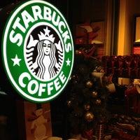 Photo taken at Starbucks by ECrab 🌐🌎🌐 on 12/15/2012