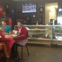 Photo taken at Johnson's Bakery by Wayne A. on 12/6/2013