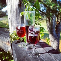 Photo taken at Black Bear Winery by Joey N. on 10/8/2013