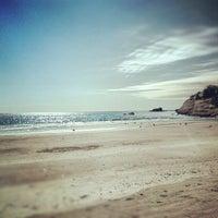 Photo taken at Sachuest Beach - Surfer's End by Mr_Matt on 10/25/2012