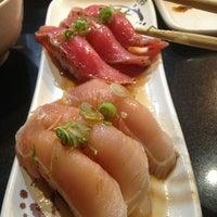 Photo taken at Midori Sushi by Keven L. on 12/28/2012