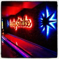Photo taken at Lucky Strike Houston by Richard W. on 11/29/2012