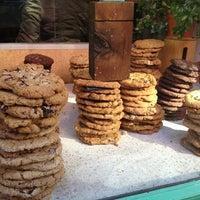 Photo taken at Birdbath Neighborhood Green Bakery by MELiSSA on 4/6/2013