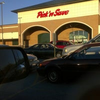 Photo taken at Pick 'n Save by Kathi on 10/12/2012